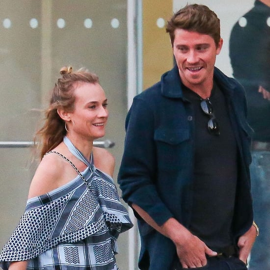 Diane Kruger and Garrett Hedlund Out in NYC September 2016