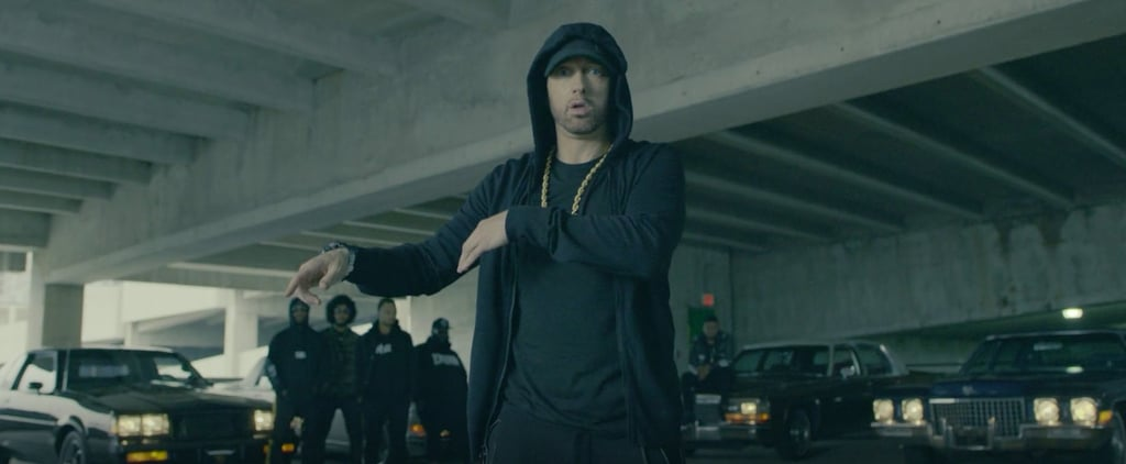 Eminem BET Awards Performance About Donald Trump