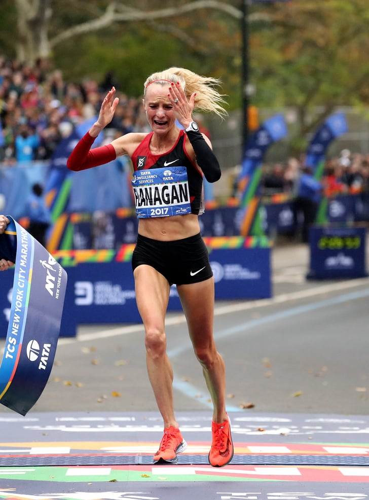 Shalane Flanagan Wins the 2017 NYC Marathon | POPSUGAR ...