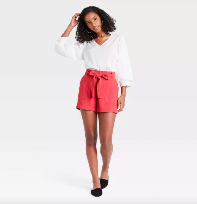 Best Women's Shorts at Target