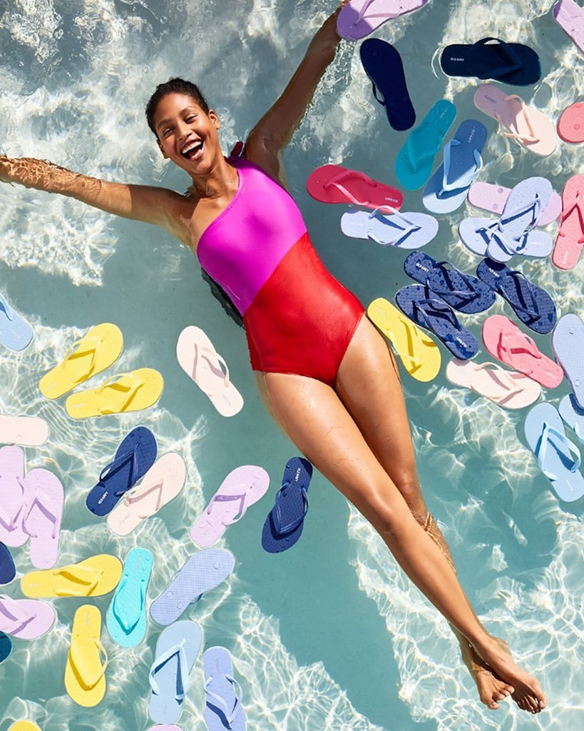 Old Navy's Huge Swimsuit Sale Is Here! These 11 Bikinis and One-Pieces Are Great Deals