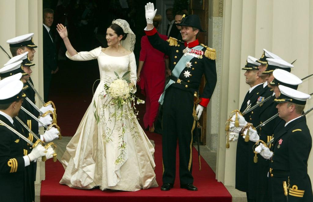 Princess Mary of Denmark, 2004