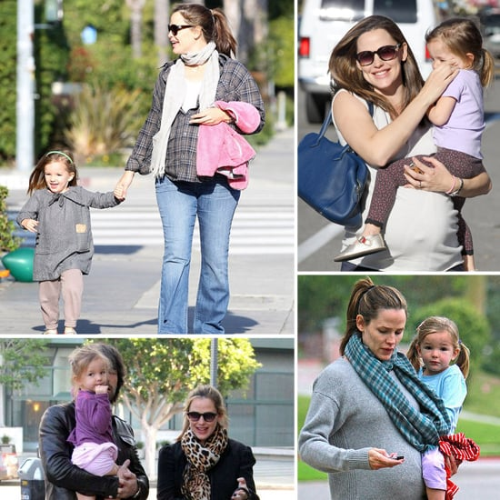 Happy Fourth Birthday, Seraphina Affleck — Her Adorable Year in Photos!
