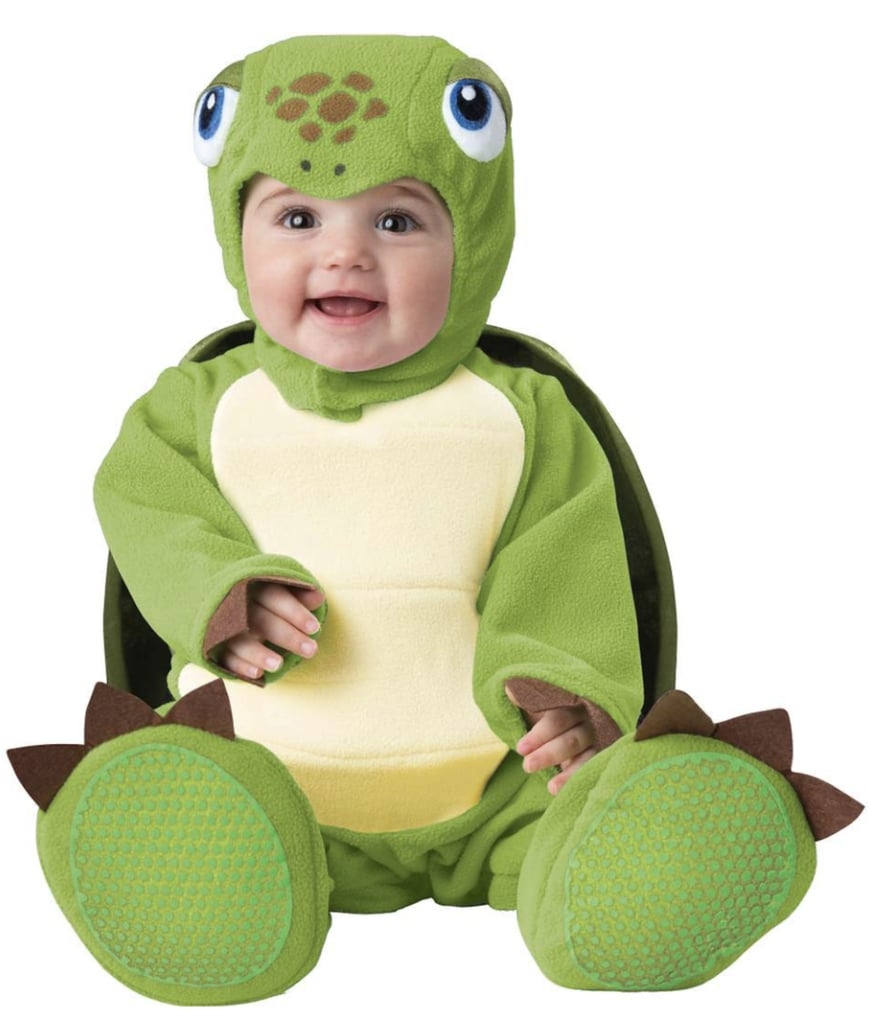d8b621554 Turtle | Halloween Costumes For Babies 2018 | POPSUGAR Family Photo 17