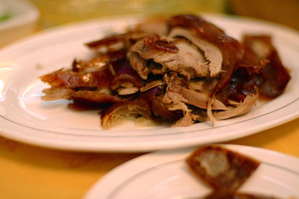 Have You Ever Eaten Peking Duck?