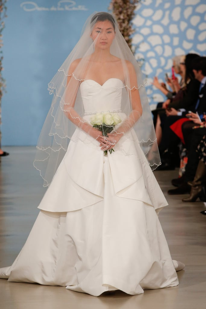 Oscar Dela Renta Wedding Dresses
