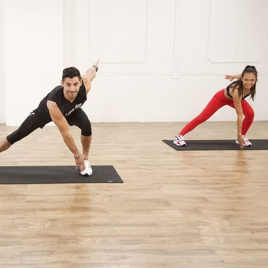 Live Workouts on POPSUGAR Fitness's Instagram, Week of 4/19