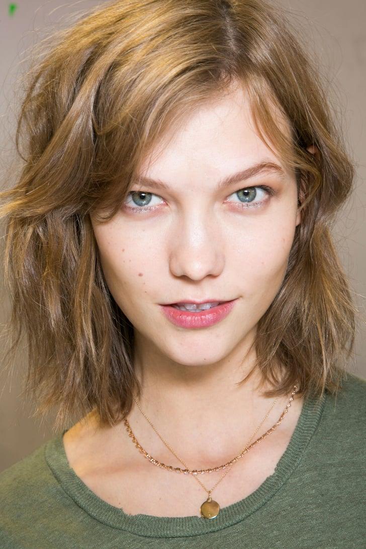 Isabel Marant Fall 2014 Paris Fashion Week Hair And