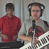 Jurassic Park Keytar