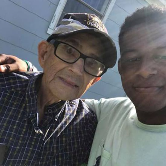 Teen Helps Elderly Man Who Bought a Shovel to Bury His Dog