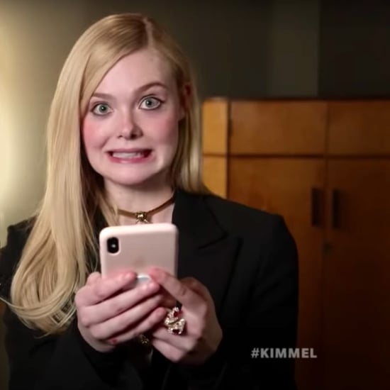 Celebrities Read Texts From Their Moms on Jimmy Kimmel Live