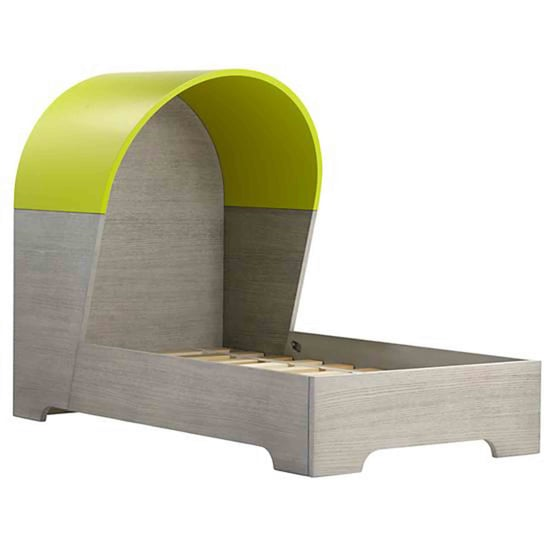Land of Nod Nook Toddler Bed Recall