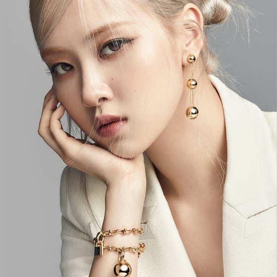 See Blackpink's Rosé in a New Tiffany & Co. Jewelry Campaign