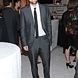 Robert Pattinson stepped out in LA for the Elle Women in Hollywood Awards.