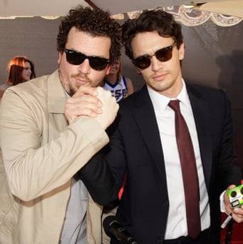 Pictures of James Franco and Danny McBride at the Santa Barbara Premiere of Your Highness