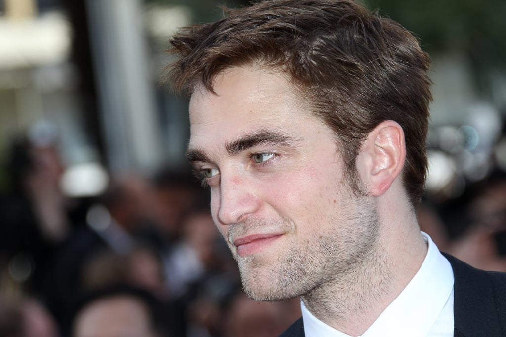 Robert Pattinson attended the On the Road premiere at the Cannes Film Festival.