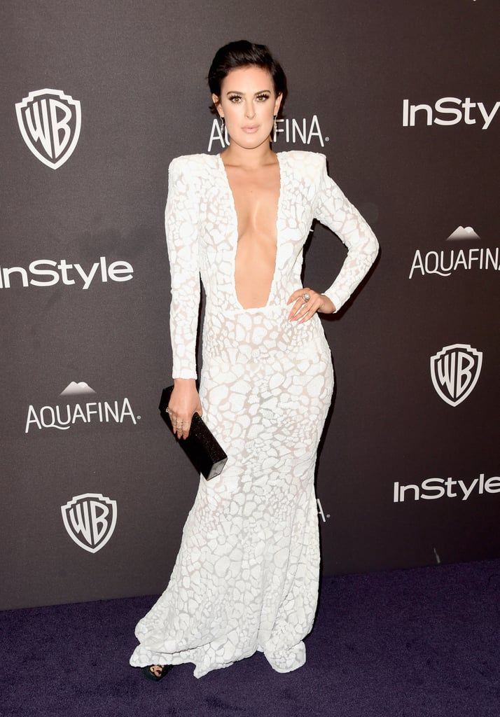 Golden Globes After Party Outfit Pictures 2016 Popsugar
