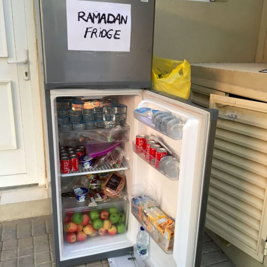 Dubai Laborer Donates to Ramadan Fridge, Story Goes Viral