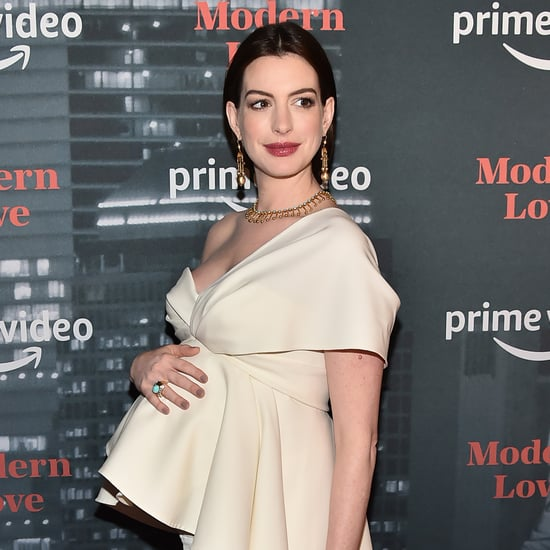 How Anne Hathaway Pranks People Who Ask About Her Pregnancy
