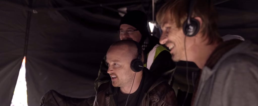 Watch a Behind-the-Scenes Video From the Breaking Bad Movie