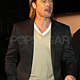 Brad Pitt at Inside the Actors Studio.