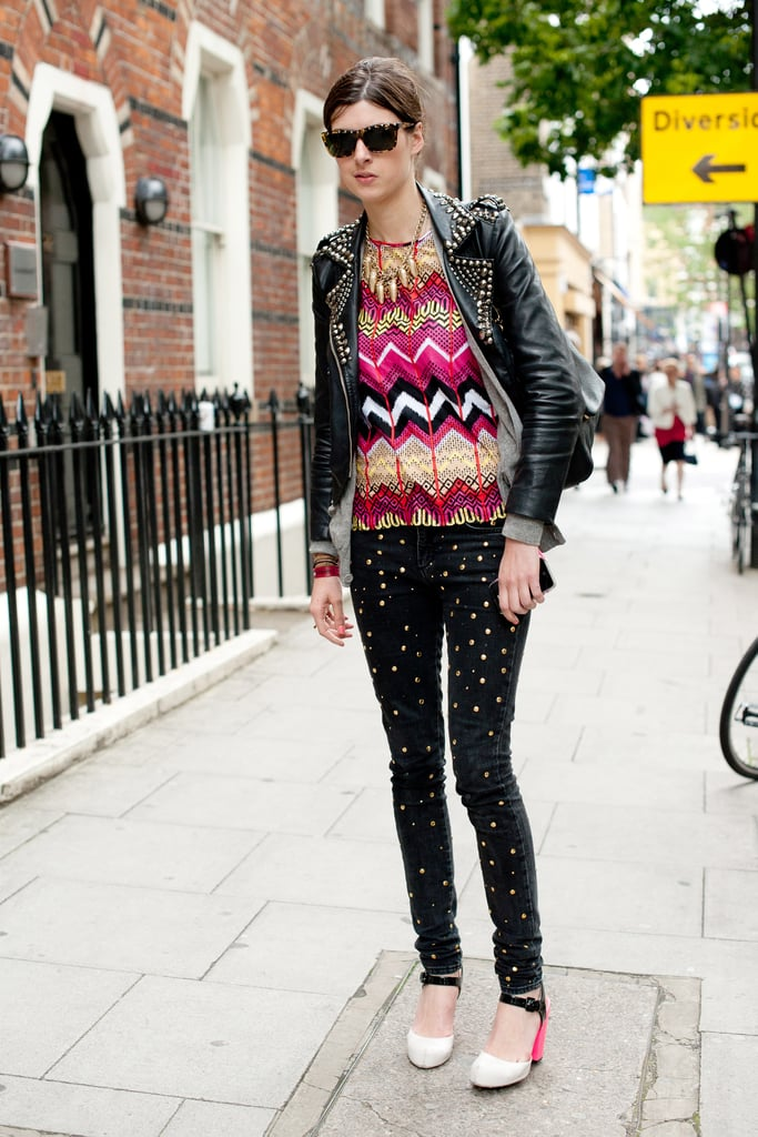 Sophie Warburton at the Spring 2013 London Collections: Men in London