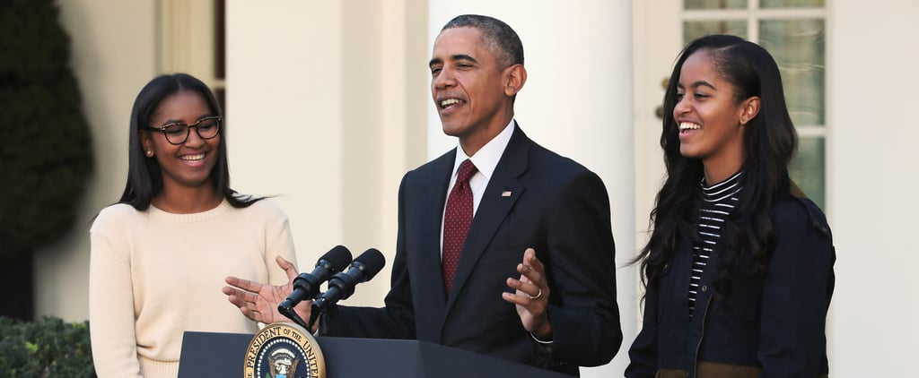 "President Obama Perfectly Imitates His Text-Crazy Daughters: ""Girl, I Couldn't Believe It"""
