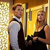 Captain America and Sharon Carter From Captain America: Civil War