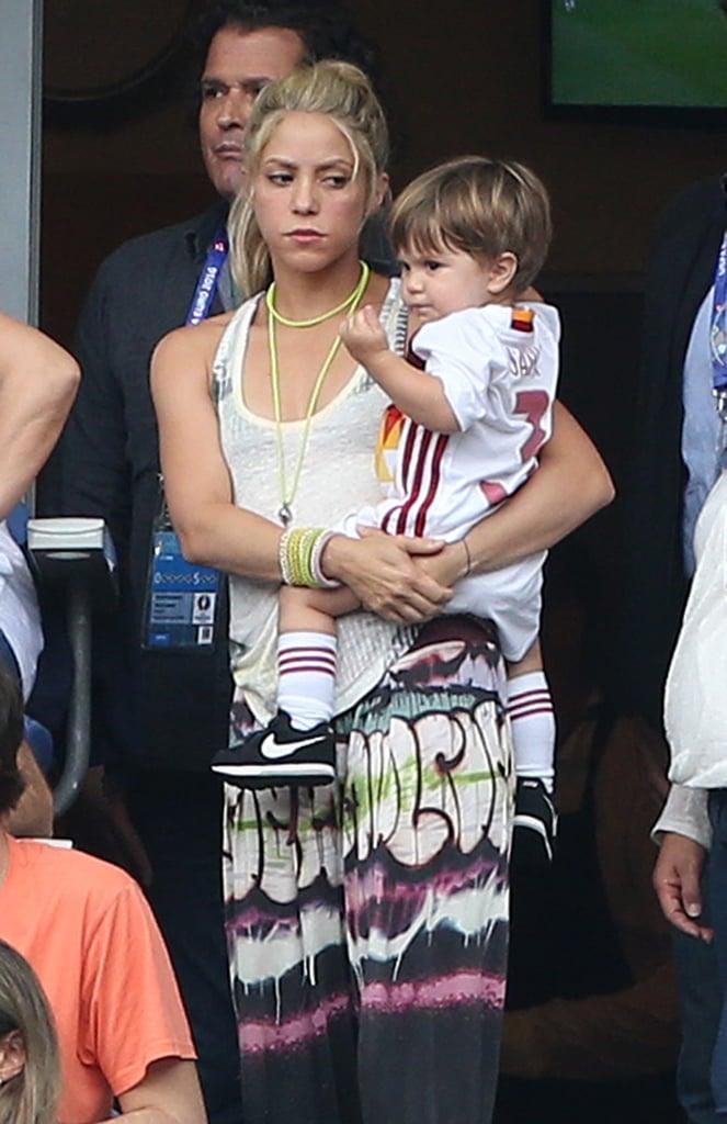 Pics Of Shakira And Family - impremedia.net
