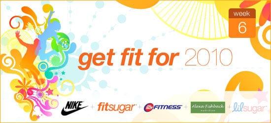 Get Fit For 2010: Challenge 6, Progress Report