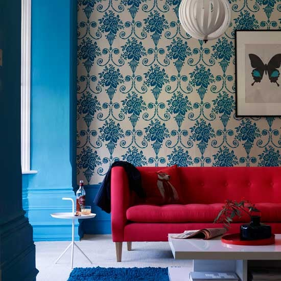 Casa Quickie: Mix Warm and Cool Colors