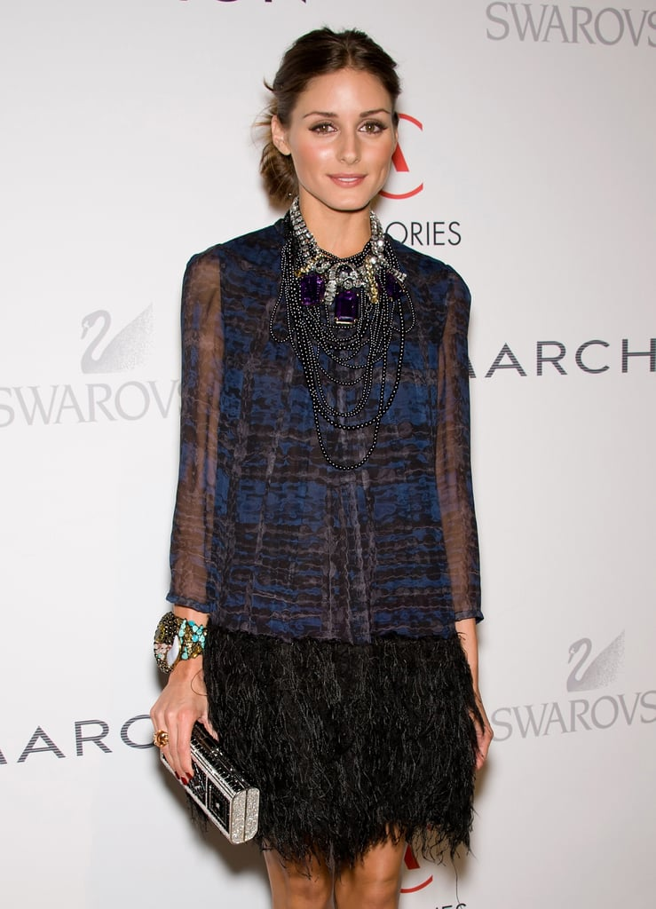 10 Times Olivia Palermo Wore Fringe Without the Festival ...