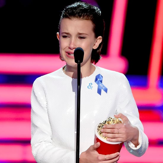 Millie Bobby Brown's Speech at 2017 MTV Movie and TV Awards