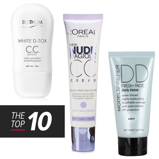 Difference Between BB, CC and DD Creams: Buy DD Cream
