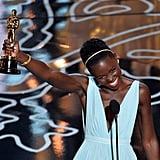 Best Supporting Actress: Lupita Nyong'o