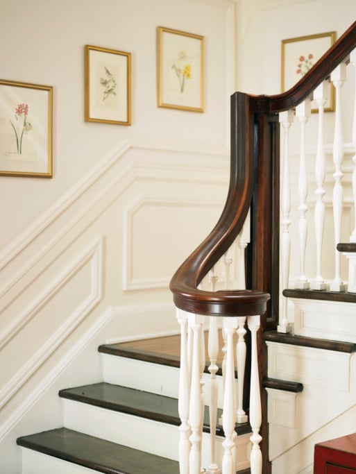 The Problem: Thick, Beautiful Banisters