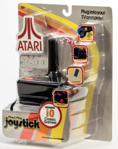 Atari Plug & Play Joystick