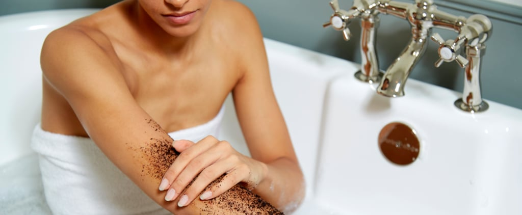 Green Coffee Anti-Cellulite Scrub at Caracalla Spa Dubai