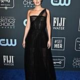 Phoebe Waller-Bridge at the 2020 Critics' Choice Awards