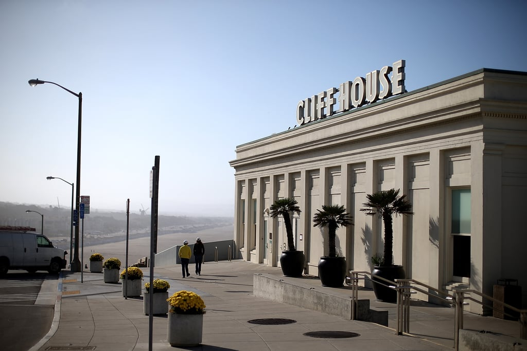 San Francisco's iconic, 150-year-old Cliff House restaurant was forced to close due to the government shutdown.
