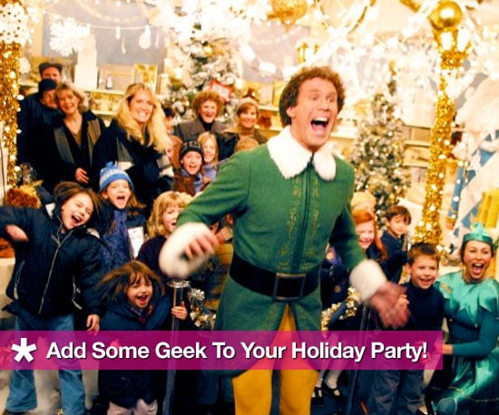 Geeky Holiday Party Ideas