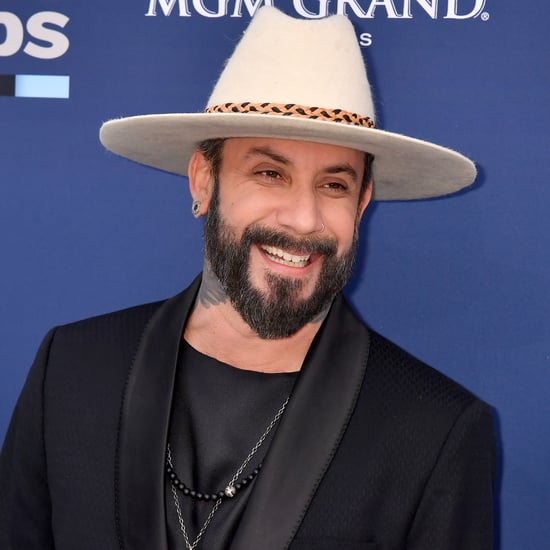 AJ McLean Celebrates 1 Year of Sobriety in Instagram Video