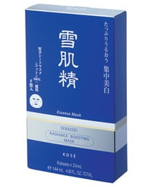 Product Review: Sekkisei Essence Mask
