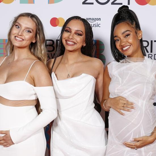 Little Mix's Powerful Acceptance Speech at BRIT Awards 2021