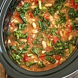 Slow-Cooker Tomato, Kale, and Quinoa Soup