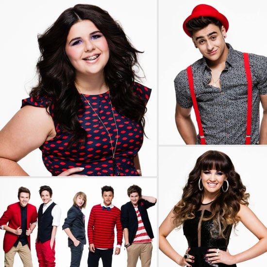 Meet the Top 12 Acts From The X Factor 2012