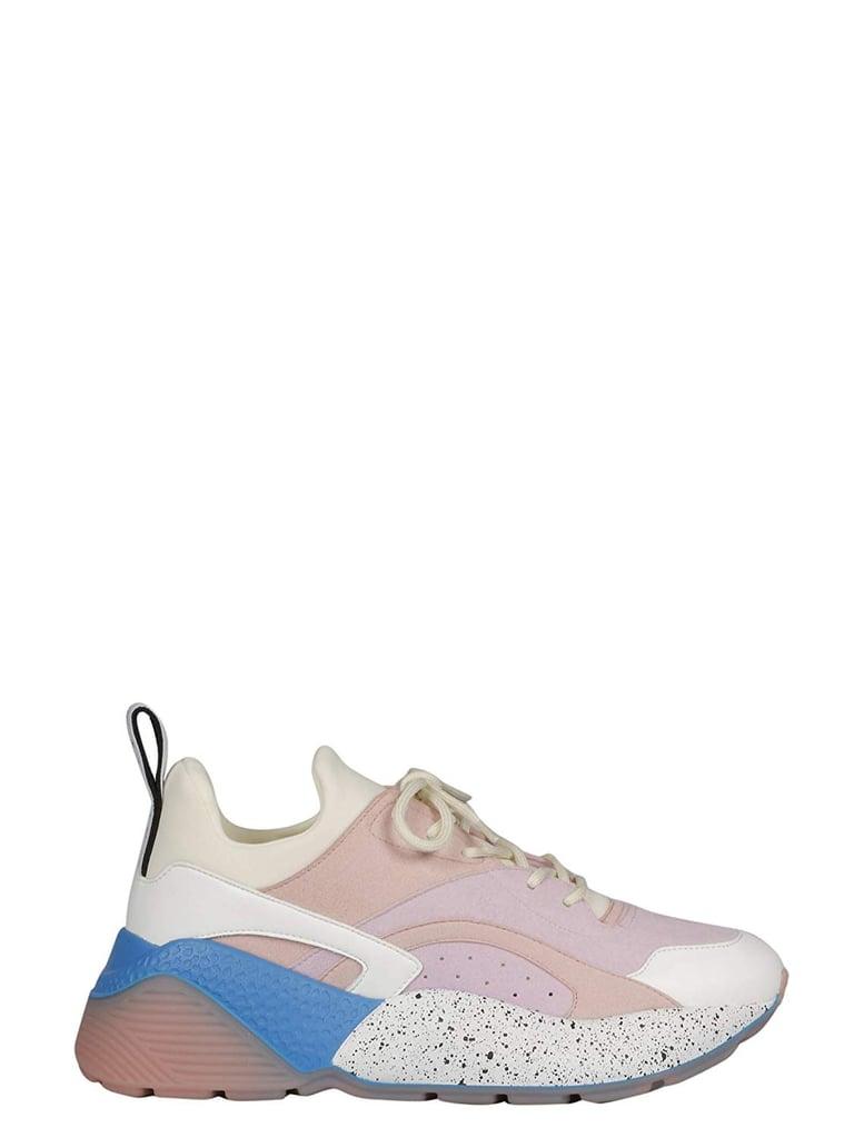Stella McCartney Women's Pink Cotton Sneakers ($986)