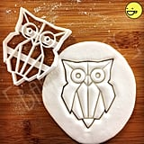 Hedwig Owl Cookie Cutter ($10)