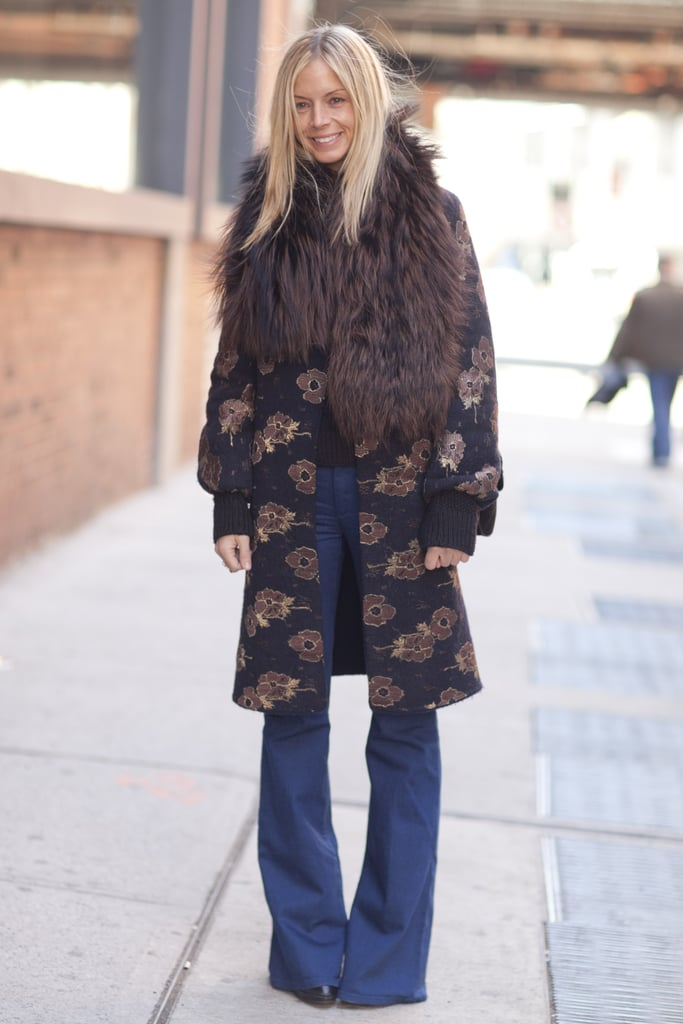 New York Fashion Week Fall 2012 Street Style Popsugar Fashion