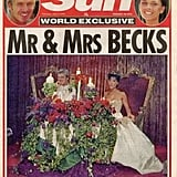 Posh & Becks Get Married